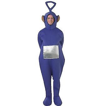 Teletubbies Kostüm für Erwachsene, Party, Cosplay (Lila)