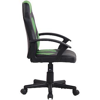 Toimistotuoli - Työpöytätuoli - Kotitoimisto - Moderni - Musta - Muovi - 56 cm x 57 cm x 91 cm