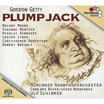 G. Getty - Gordon Getty: Plump Jack [SACD] USA import