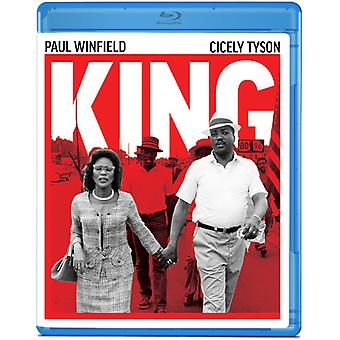 King: The Martin Luther King Story [BLU-RAY] USA import