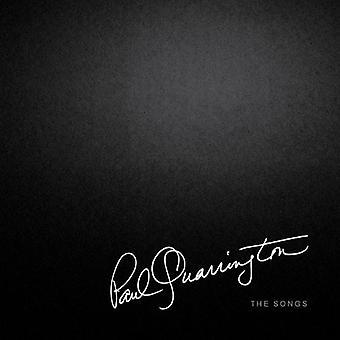 Paul Quarrington - Songs [CD] USA import