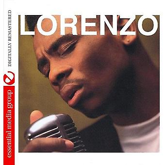 Lorenzo Smith - Lorenzo [CD] USA import