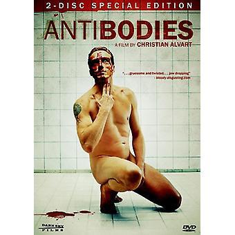 Antibodies [DVD] USA import
