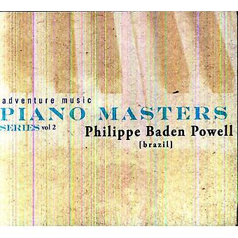 Philippe Baden Powell - Philippe Baden Powell: Vol. 2-Piano Masters Series [CD] USA import