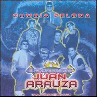 Juan Arauza - Cumbia Pelona [CD] USA import