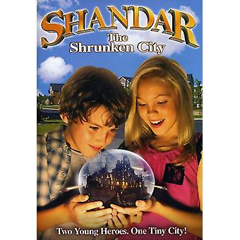 Shandar: The Shrunken City [DVD] USA import