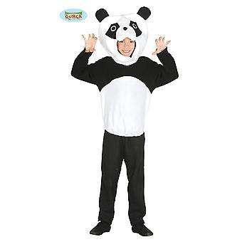Panda Panda kostyme Panda bear barn drakt