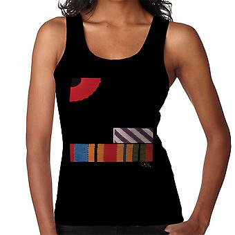 Pink Floyd The Final Cut Album Cover Women's Vest