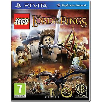 LEGO Lord of Rings Playstation Vita spil