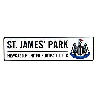 Newcastle United vindu tegn