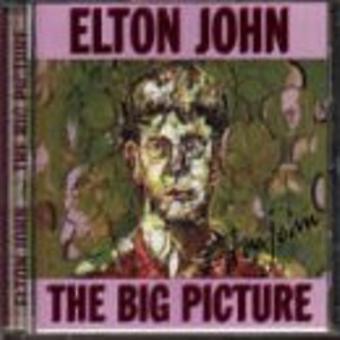 Elton John - Big Picture [Vinyl] USA import