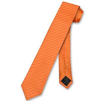 Vesuvio Napoli necktie vertikální pruhy hubený 2.5