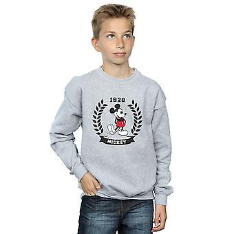 Disney Boys Mickey Mouse Laurel Sweatshirt