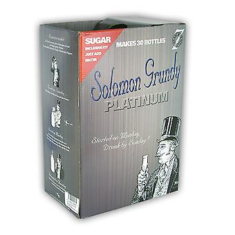 Solomon Grundy Platinum Sauvignon Blanc 30 Bottle Wine Kit