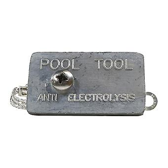 Pool Tool 104-F Anti Electrolysis Zinc Anode Pool Light Protector