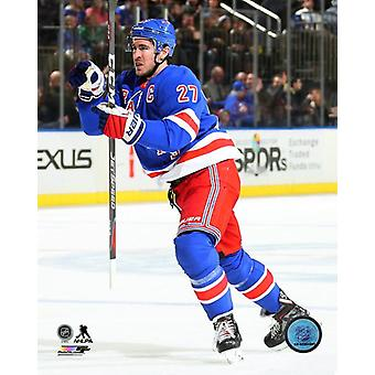 Ryan McDonagh 2017-18 Action Photo Print