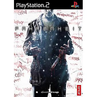 Fahrenheit (PS2) - Uusi tehdas suljettu