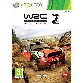 WRC 2 - Campionato del mondo rally FIA 2011 (Xbox 360) - Fabbrica sigillata
