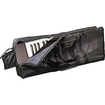 MSA Musikinstrumente KT 80 Keyboard Gig Bag Schwarz