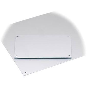 Acessórios Fibox 7720070 FP 17/16 para cardmater II controlador de alumínio de alumínio compatível com (detalhes) tipo 17/16.