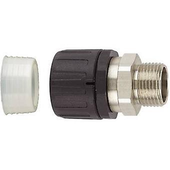 HGL-SM Straight Swivel externe draad, IP68 HGL42-SM-M40 166-21906 Hellermann Tyton