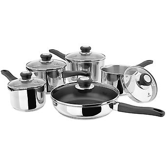 Judge Vista, Draining 5 Piece Saucepan Set