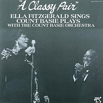 Fitzgerald/Basie - Classy Pair [CD] USA import