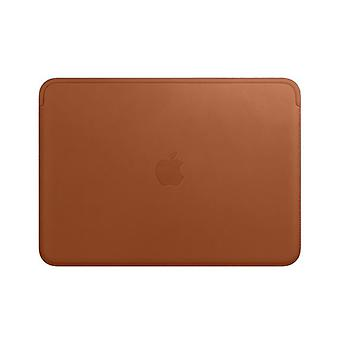 Apple Leather Sleeve for 12?inch MacBook - Saddle Brown