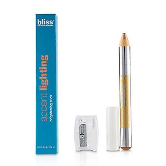 Bliss Accent Lighting Brightening Stick - # Candlelit - 3.5g/0.12oz