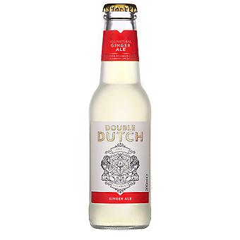 Double Dutch Premium Ginger Ale