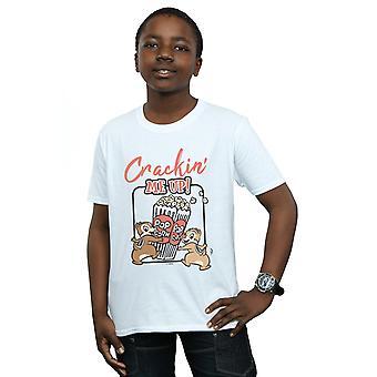 Disney jongens Chip N Dale Crackin Me omhoog T-Shirt