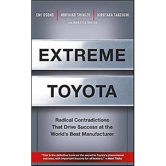 Extreme Toyota - radikale Widersprüche, die Erfolg bei den Worl