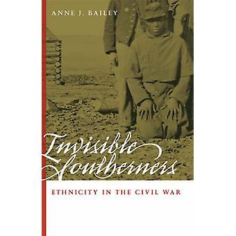 Osynliga sydstatare - etnicitet i inbördeskriget av Anne J. Bailey-
