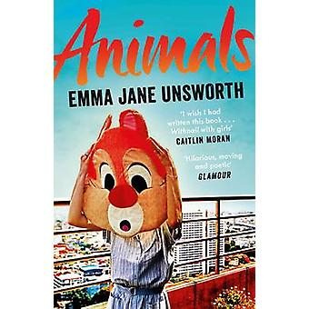 Animals (Main) by Emma Jane Unsworth - 9781782112136 Book