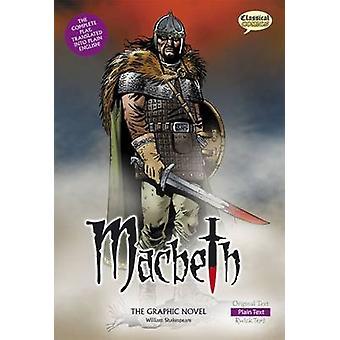 Macbeth the Graphic Novel - Plain Text (British English ed) by William
