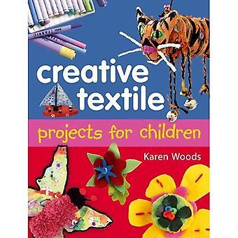 Projektów kreatywnych Tekstylia dla dzieci