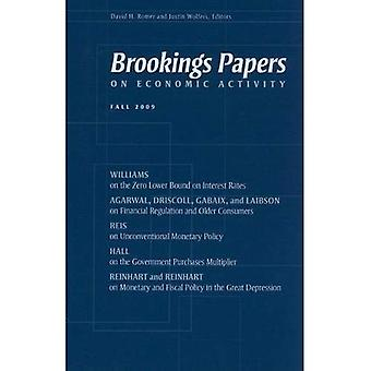 Brookings Papers on Economic Activity: Fall 2009