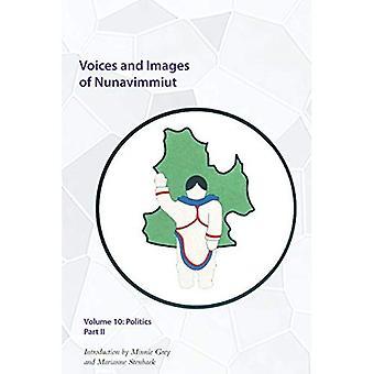 Röster och bilder av Nunavimmiut, volym 10