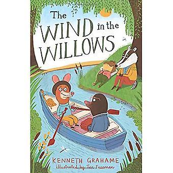 The Wind in the Willows (Alma Junior Classics)