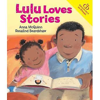 Lulu elsker historier