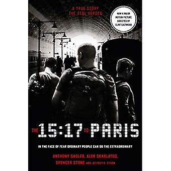 De 15:17 naar Parijs: het ware verhaal van een Terrorist, een trein en drie Amerikaanse helden
