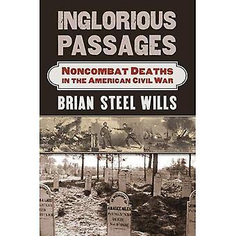 Quel maledetto treno Passages: Noncombat sterfgevallen in de Amerikaanse Burgeroorlog