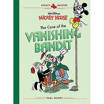 Disney Meister Vol. 3: Paul Murry: Walt Disney Mickey Mouse: der Fall der verschwundenen Bandit