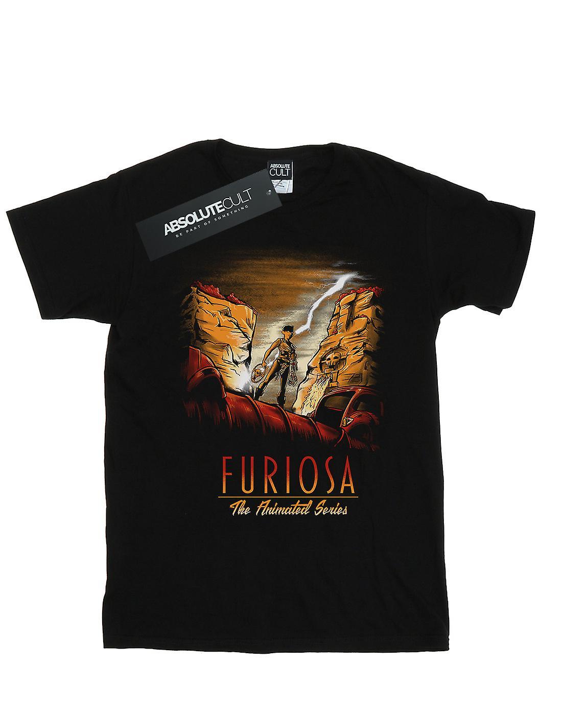 Poopsmoothie Women's Imperator Furiosa Boyfriend Fit T-Shirt