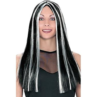 Vampiress Wig For Halloween
