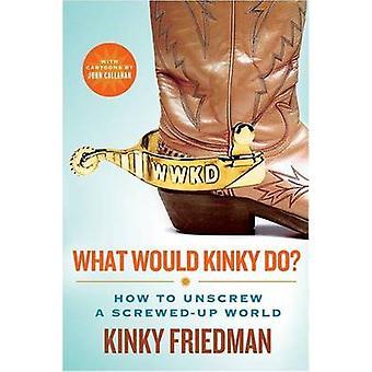 Mitä haluaisit Kinky Miten Kierrä ScrewedUp maailman Friedman & Kinky