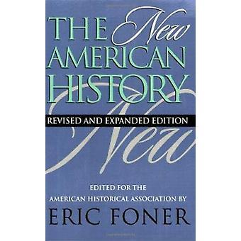 La nueva historia americana por Eric Foner - libro 9781566395526