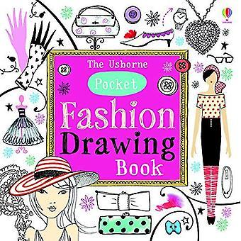 Livro de desenho de moda de bolso