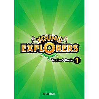 Young Explorers-Level 1-Lehrerbuch-9780194027694 Buch