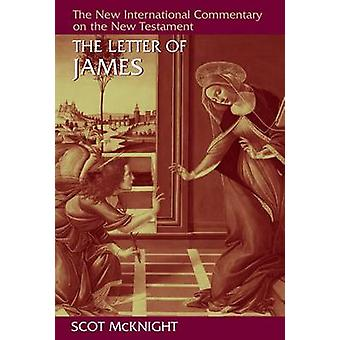 The Letter of James by Scot McKnight - 9780802826275 Book